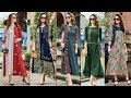 Designer Long Kurti Designs|Latest Long Dress|Latest Designer long one piece dress 2018|TrendyIndia5