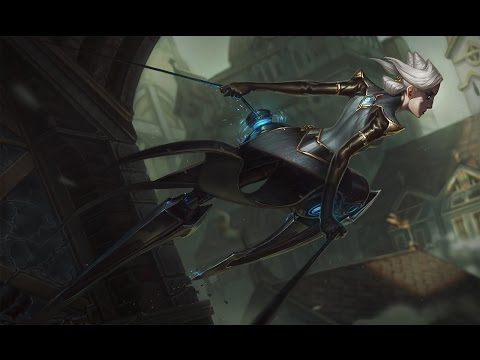 Camille, the Steel Shadow - Full First Look And Gameplay - Riot Games