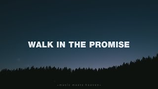 Jeremy Riddle  - Walk In The Promise (Lyrics)