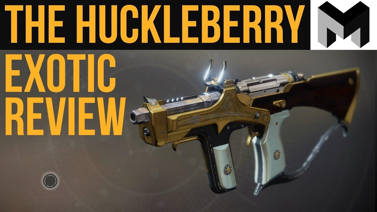 Destiny 2 Huckleberry
