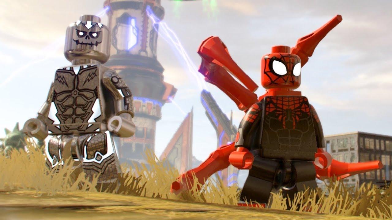 LEGO Marvel Super Heroes 2 - Superior Spider-Man & Electro ...