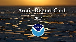 Arctic Report Card 2017
