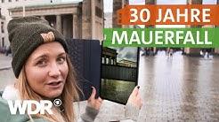 Auf den Spuren der Berliner Mauer | neuneinhalb - Deine Reporter | WDR