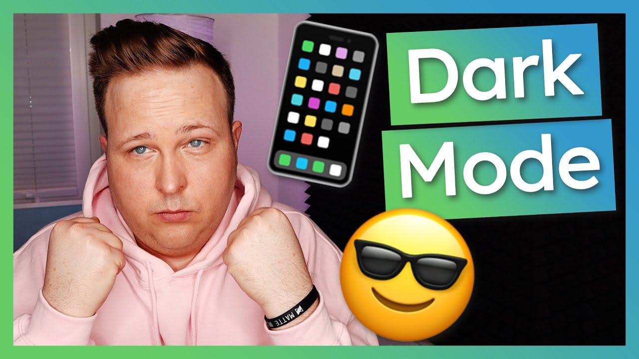 Iphone Dunkelmodus
