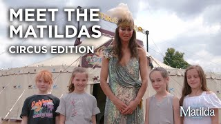 Meet The Matildas | Giffords Circus