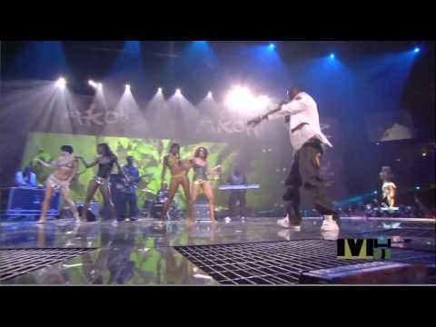 【HD】Akon  Belly Dancer