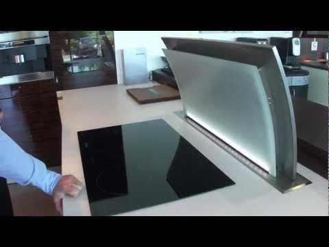 gutmann dunstabzug test ansaugen eines holzbrettes doovi. Black Bedroom Furniture Sets. Home Design Ideas