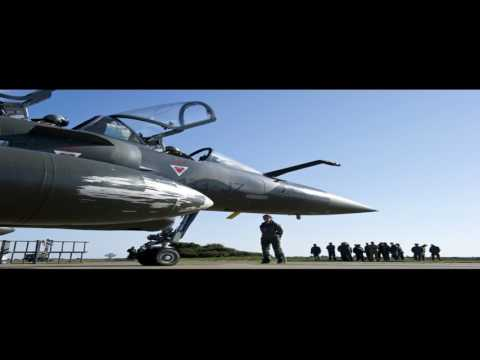 A Tease: libya jet