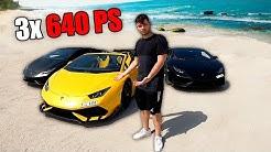 MEIN TRAUM WIRD WAHR!!😍ICH FAHRE den NEUEN Lamborghini Huracan Evo! (260.000 Euro)