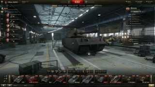 World of Tanks - Test Server Update 9.9 -  Quicklook [HD|Deutsch]