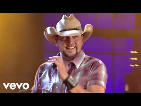Jason Aldean - She's Country (Live On Letterman)