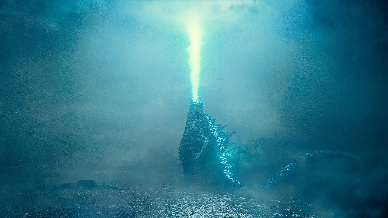 Godzilla 2. - A szörnyek királya - magyar szinkronos előzetes #2 / Akció Sci-Fi