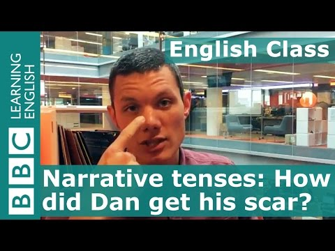 Narrative tenses: BBC English Class