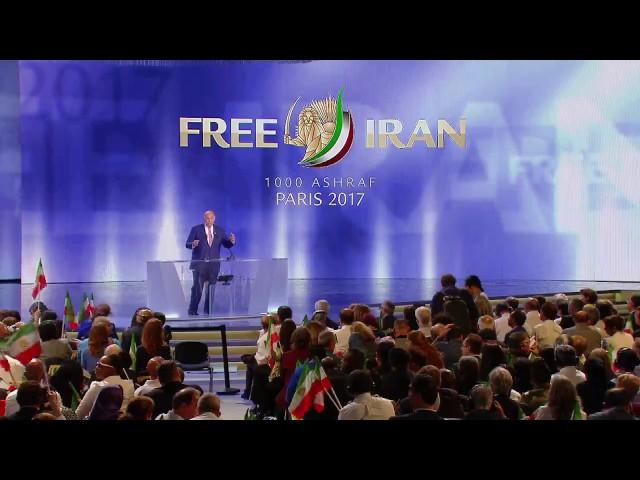 Iranian Grand Gathering 2017 - Ed Rendell