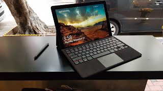 Eve V Unboxing + Hands On: The Crowd-developed 2-in-1 Tablet