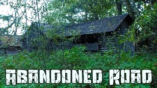 Abandoned Road In Northern Michigan | Houses And A Prison!