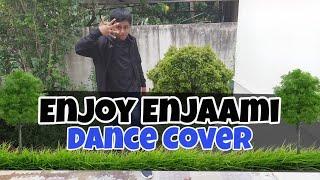 Enjoy Enjaami Dance Cover|Dhee|Arivu|Santhosh Narayanan|Ritish