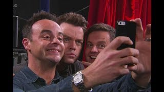 Ant and Dec and Stephen Best Bits