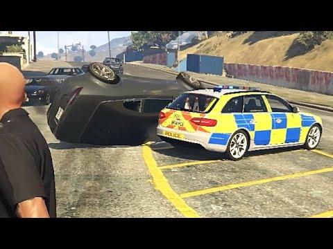Полицейские будни#19[GTA5,LSPDFR 0.3.1]