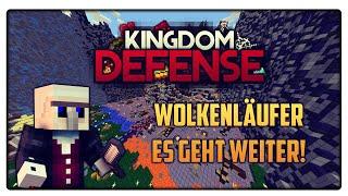 Kingdom Defense | Wir schweben davon! | Wolkenläufer | Vicevice