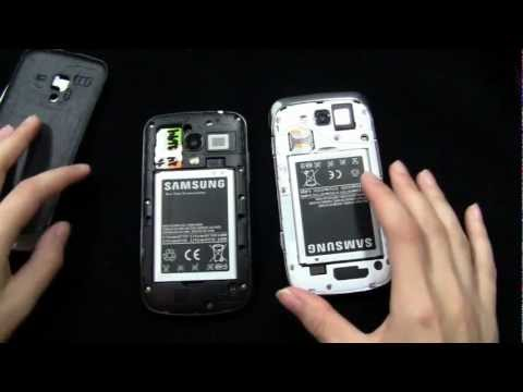 Samsung Focus 2 vs. Samsung Galaxy Exhilarate Dogfight Part 2
