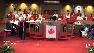 Durham Community Choir John-Charles Coolen, Piano.