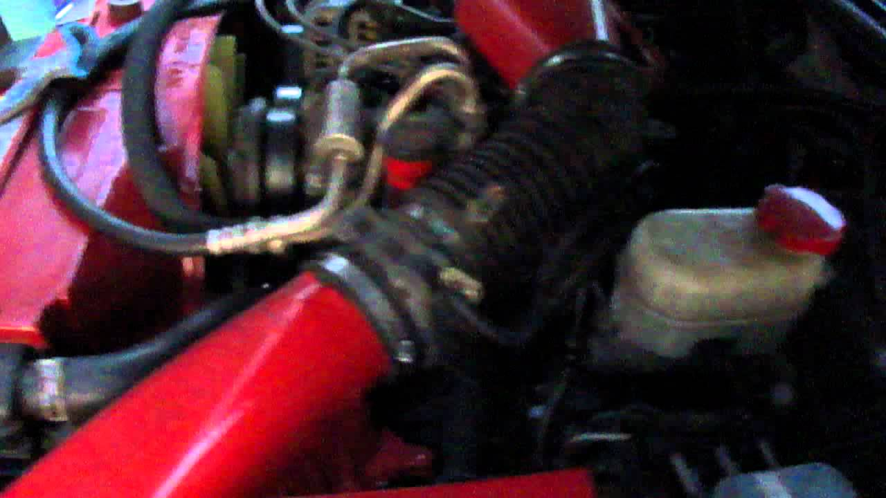 chevy blazer running ruff stalling wire harness repair  [ 1280 x 720 Pixel ]