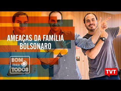 """""""Família Bolsonaro faz ameaças porque sabe que elite está insatisfeita"""""""