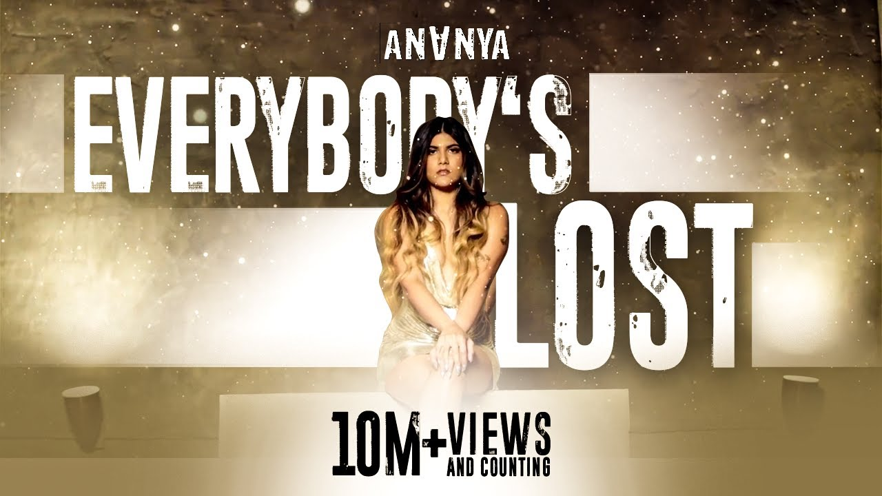 """Ananya Birla Lets Loose in Her Sensual New Single, """"Everybody's Lost"""""""