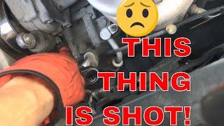 Honda Civic AC Compressor Replacement [8th Gen 06-09]