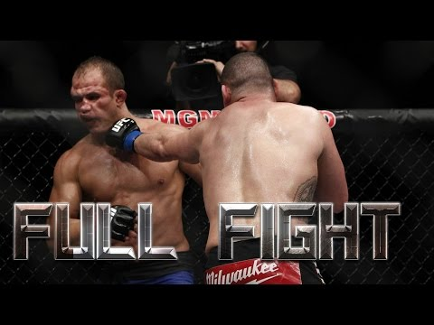 Cain Velasquez vs Junior Dos Santos - UFC 155 FULL FIGHT