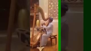 """ابداع عماني في موسيقى فيروز """"نسم علينا الهوى"""" بآلة القيثار"""