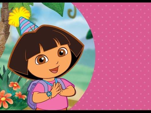 ABC Song - ABC Songs for Children | Dora The Explorer Alphabet Song Game