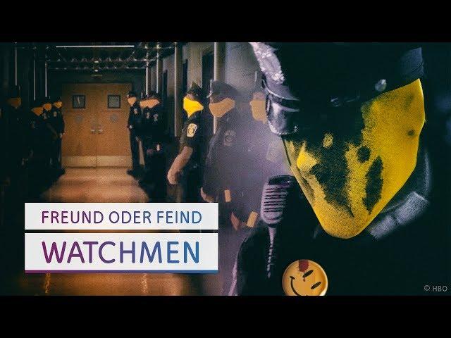 Watchmen: Die relevanteste Serie unserer Zeit? | Traileranalyse