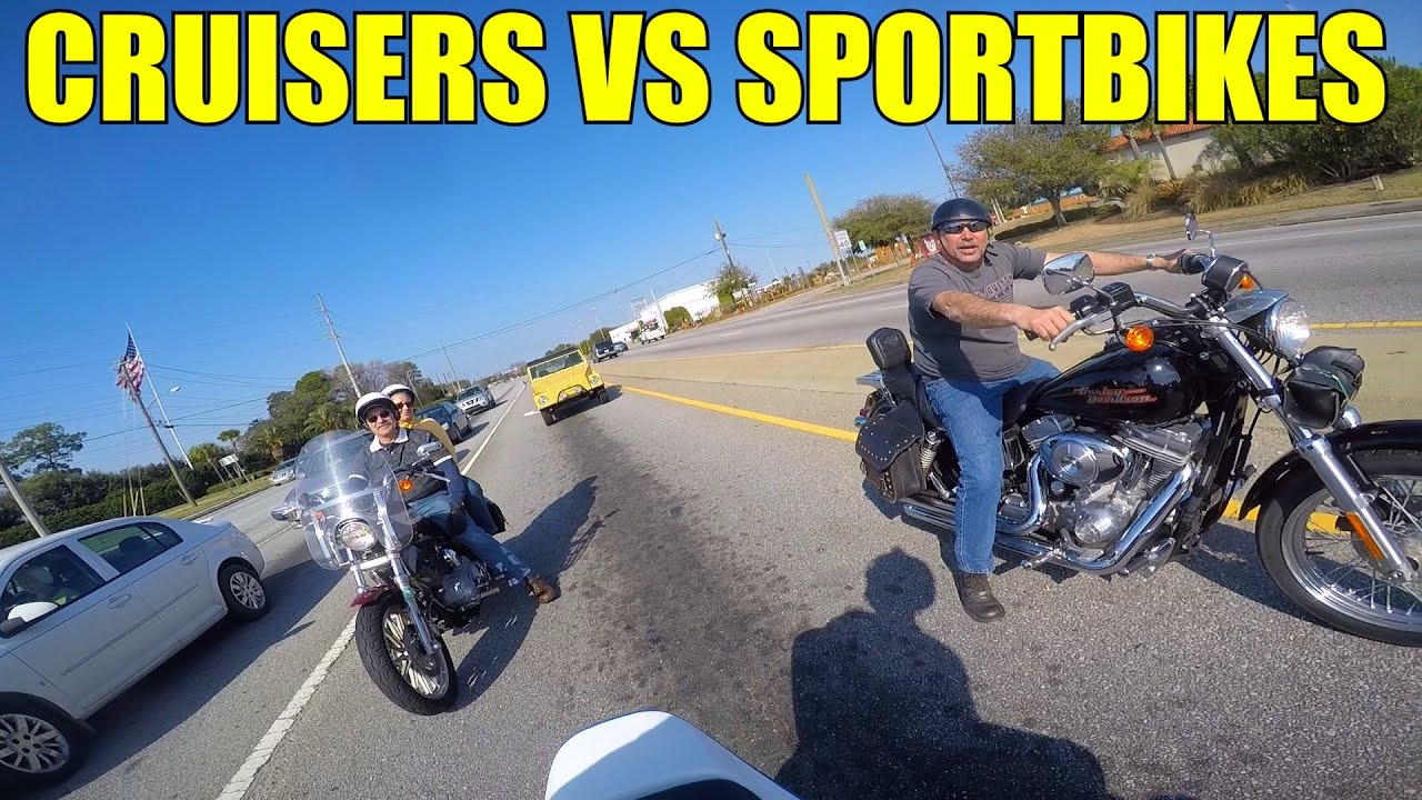 Sport Bike VS. NakedWhich one to get? - YouTube
