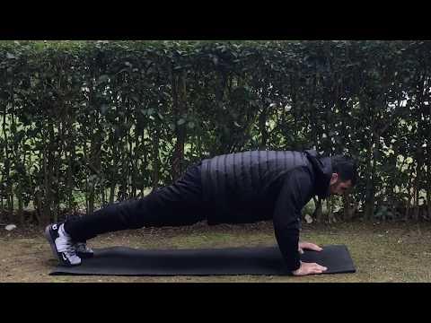 SB | Evde Spor | Erkekler için Günlük Spor Egzersizi