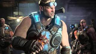 Gears of War- Delta Squad.