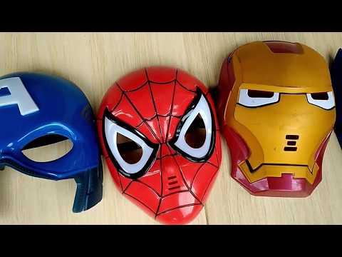 pertempuran superhero spiderman vs kapten amerika vs x-man