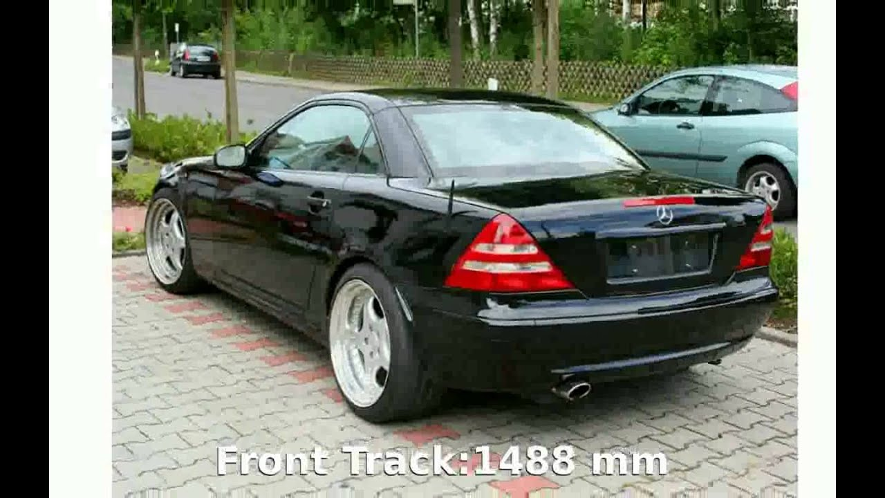 2000 mercedes benz slk 230 kompressor automatic r 170. Black Bedroom Furniture Sets. Home Design Ideas