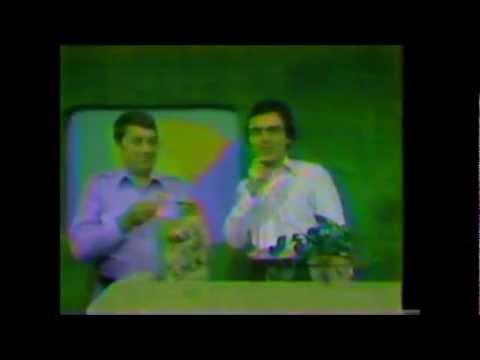"1976 Howard Farmer ""Dan Hogan's Weather Sack"" WTOC-TV Channel 11 Savannah GA"