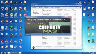 Tekno Modern Warfare 3 - Multiplayer/Singleplayer - Crack (Deutsch/German) PC !