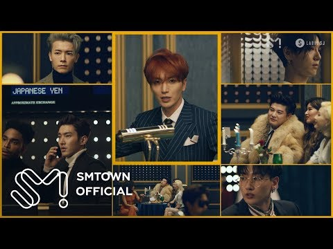 Thumbnail: SUPER JUNIOR 슈퍼주니어 'Black Suit' MV