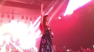 Myriam Fares New Years Eve 2017 Concert 1
