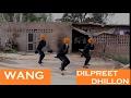 BHANGRA | DILPREET DHILLON | WANG | BANDITS ACADEMY