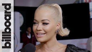 Rita Ora Teases New Album & Shares Inspirations at 2018 AMAs | Billboard