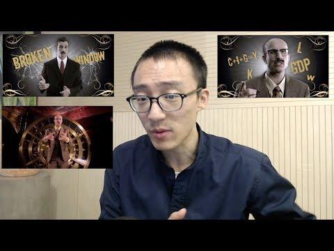 Learning Economics Through A Rap Battle - Keynes vs Hayek