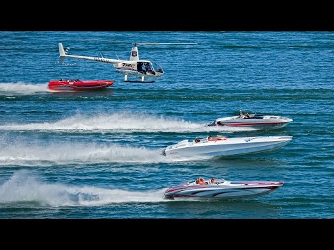 offshore powerboat poker run videos