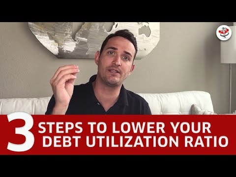 3 Steps to Lower Your Credit Utilization Ratio and Increase Your Credit Score!