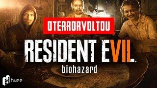 Hype - Resident Evil 7: Pré-Venda