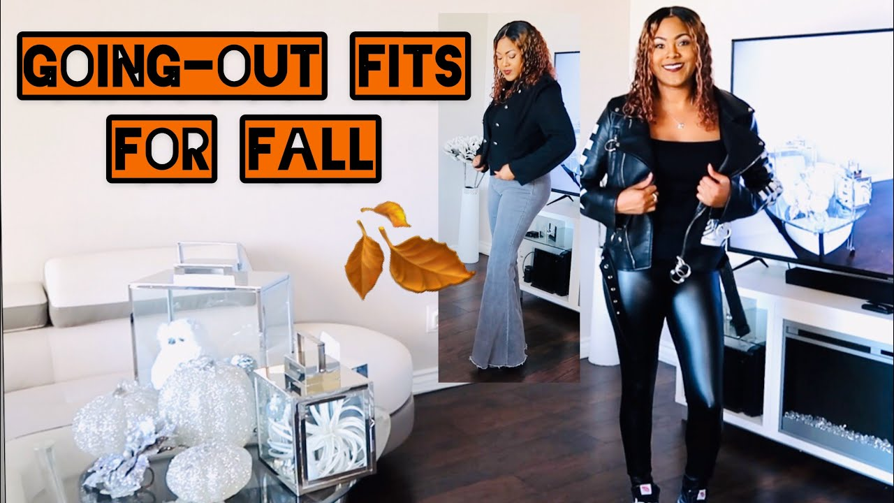 [VIDEO] - DATE NIGHT, GIRLS NIGHT, ETC | FALL OUTFITS FOR GOING OUT 6
